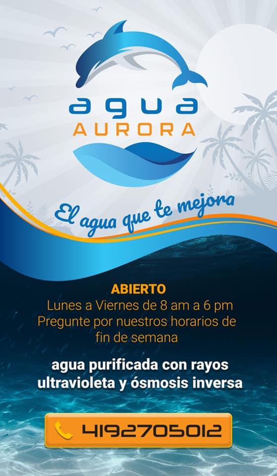 Agua Aurora